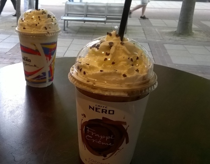 Caffe nero treats