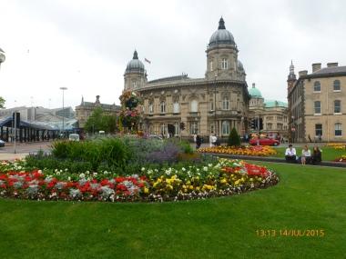 Hull's city centre